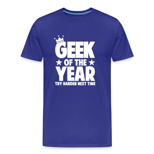 Geek of the year ! - T-shirt Premium Homme