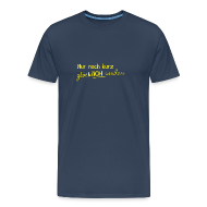 T-Shirts ~ Männer Premium T-Shirt ~ Männer T-Shirt Motto 2013