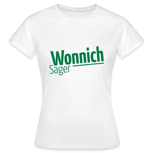 Wonnichsager - Frauen T-Shirt