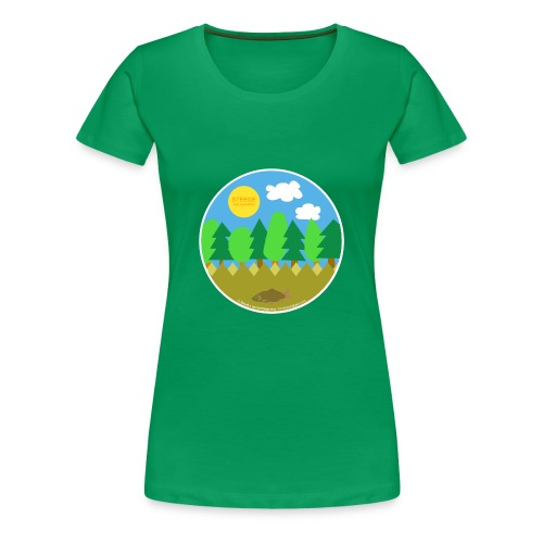 Steege Girlieshirt - Frauen Premium T-Shirt