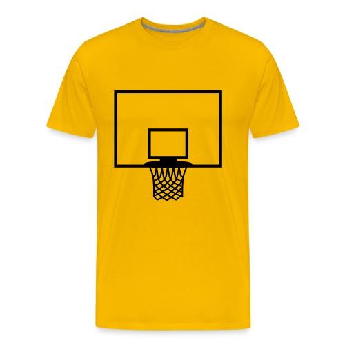 Korb T-Shirt - Männer Premium T-Shirt