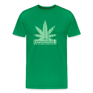 T-Shirts ~ Männer Premium T-Shirt ~ SeedFinder.eu TShirt (Glow in the Dark)