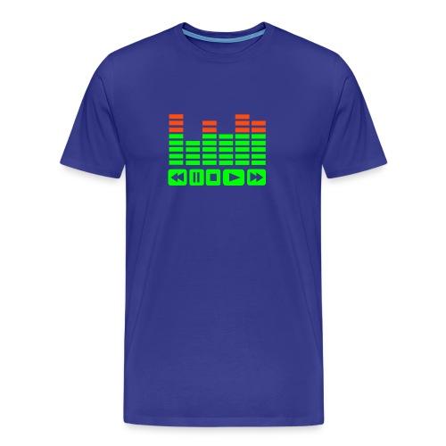 Music T-Shirt - Männer Premium T-Shirt