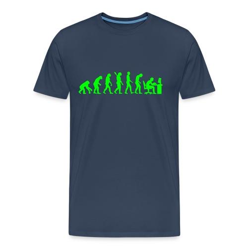 Neandertaler T-Shirt - Männer Premium T-Shirt