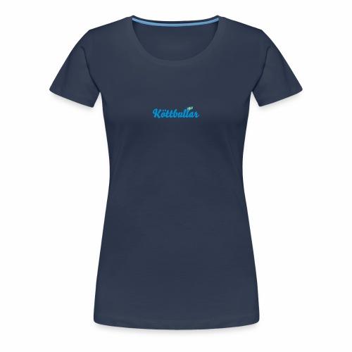 Köttbullar! - Frauen Premium T-Shirt