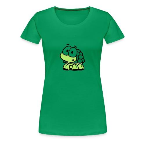 bin ich nicht süss - Frauen Premium T-Shirt