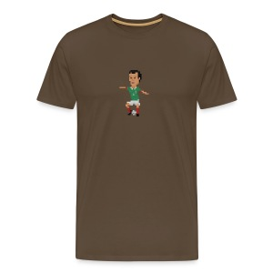Men T-Shirt - The hop dribble - Men's Premium T-Shirt