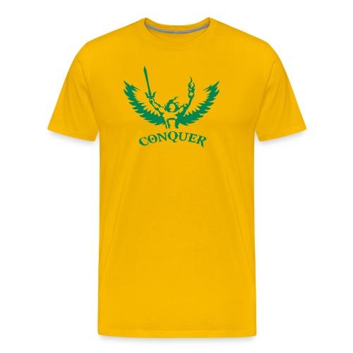 CONQUER  - T-shirt Premium Homme