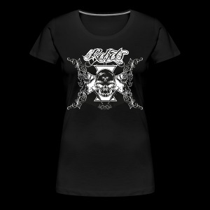 Rebels - Frauen Premium T-Shirt