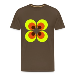70s Wallpaper T-Shirts - Men's Premium T-Shirt
