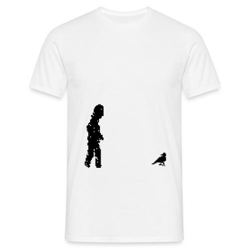 Poe Pixel Men - Men's T-Shirt