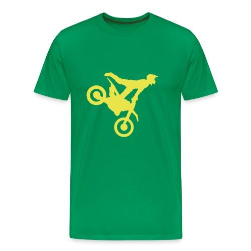 Motorcross - Männer Premium T-Shirt