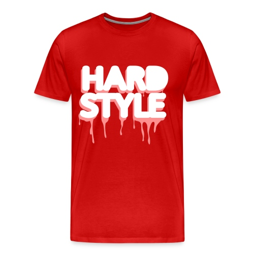 Pink Hardstyle - T-shirt Premium Homme