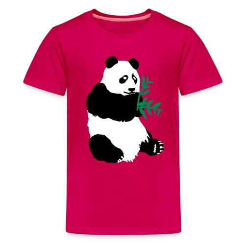 PANDA TEE SHIRT XIONG MAO - T-shirt Premium Ado