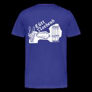 T-Shirts ~ Männer Premium T-Shirt ~ T-Shirt Lütt Nordend