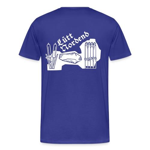 T-Shirt Lütt Nordend - Männer Premium T-Shirt
