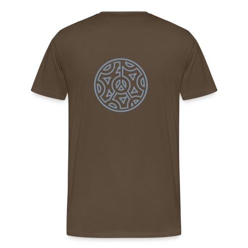 Peace symbol - T-shirt Premium Homme