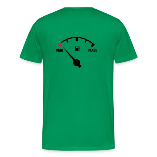 Fuel peace - T-shirt Premium Homme