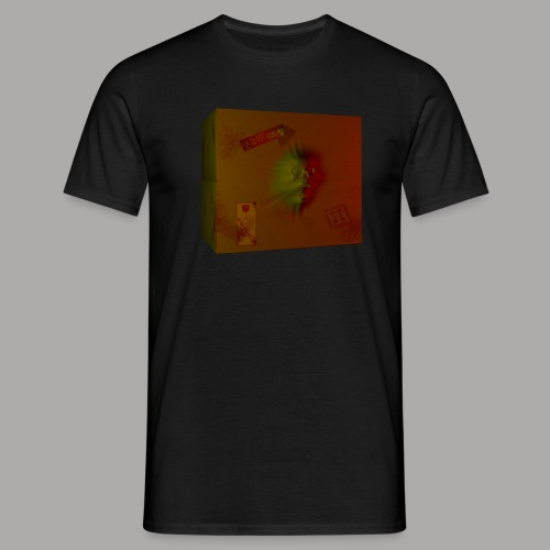 The Box - Mannen T-shirt