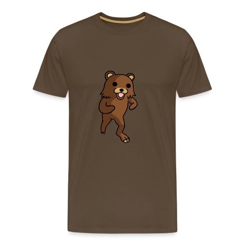 T-shirt Pedobear - T-shirt Premium Homme