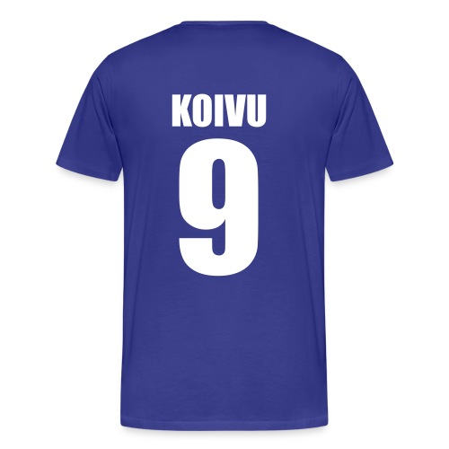 Mikko Koivu 9 t-paita - Miesten premium t-paita