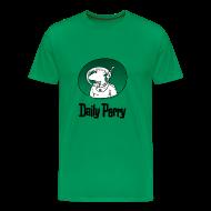 T-Shirts ~ Männer Premium T-Shirt ~ Green Perry