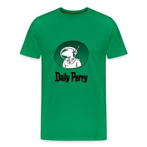 Green Perry - Männer Premium T-Shirt