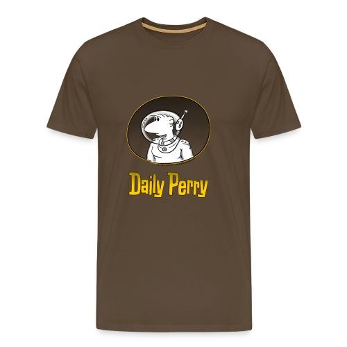 Indiana Perry - Männer Premium T-Shirt
