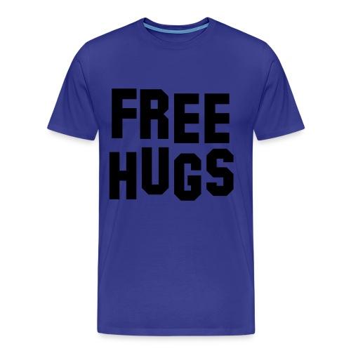 Free Hugs Shirt - Männer Premium T-Shirt