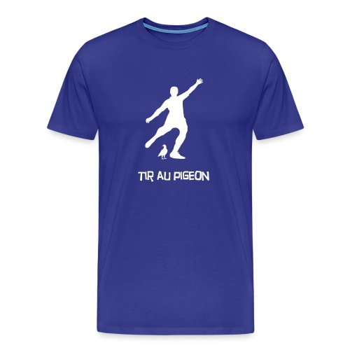 Tir au pigeon - T-shirt Premium Homme