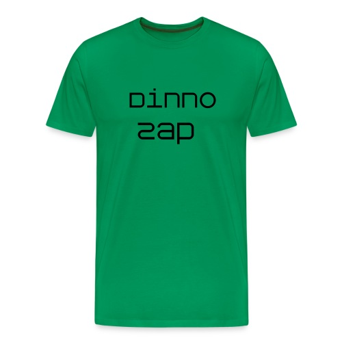 Dinno zap normal - T-shirt Premium Homme