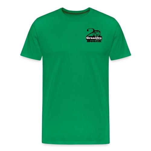 2013_grün - Männer Premium T-Shirt