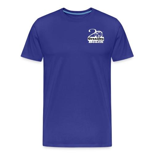 2013_dunkelblau_02 - Männer Premium T-Shirt