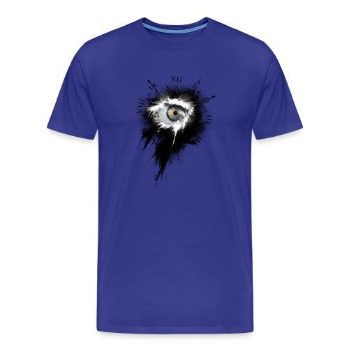 Watch Time - T-Shirt - Männer Premium T-Shirt