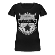 T-Shirts ~ Frauen Premium T-Shirt ~ Women's Shirt - Black