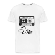 T-Shirts ~ Männer Premium T-Shirt ~ Men's Shirt - White