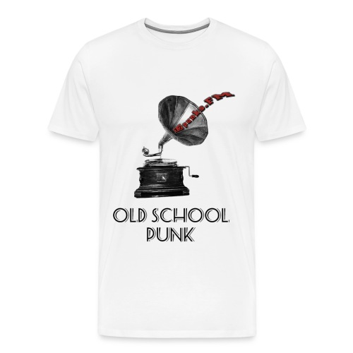 Men's Shirt - White - Männer Premium T-Shirt