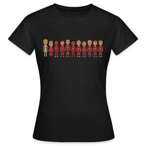 Women T-Shirt - Munich 2013 - Women's T-Shirt
