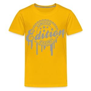 Limited edition - Koszulka młodzieżowa Premium