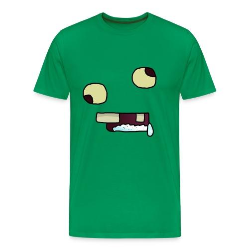 Puuuuuuuuuure swek - Mannen Premium T-shirt