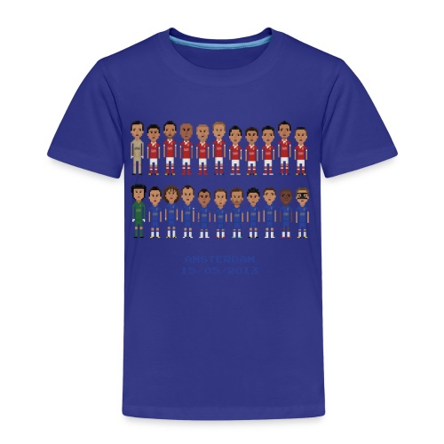 Kids T-Shirt - Amsterdam Final 2013 - Kids' Premium T-Shirt