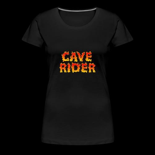 Cave rider - Maglietta Premium da donna