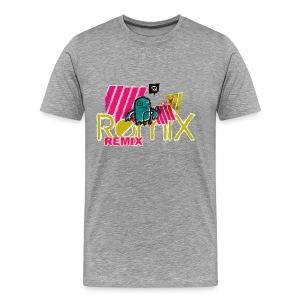 Remix  - Mannen Premium T-shirt