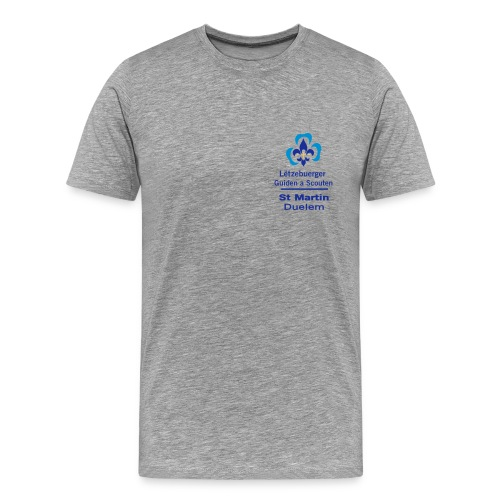 LGS Duelem vorne - Männer Premium T-Shirt