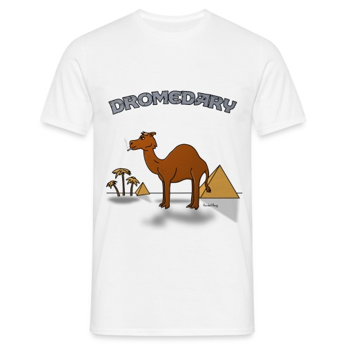 Joe le Dromadaire - T-shirt Homme