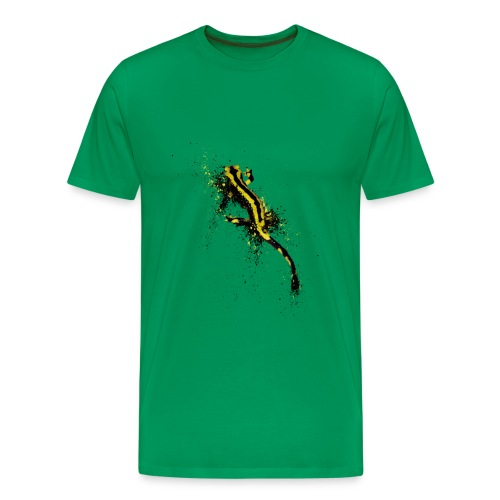Salamandre Splash - T-shirt Premium Homme
