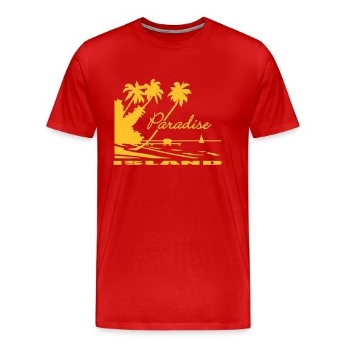 T-shirt vacances - T-shirt Premium Homme