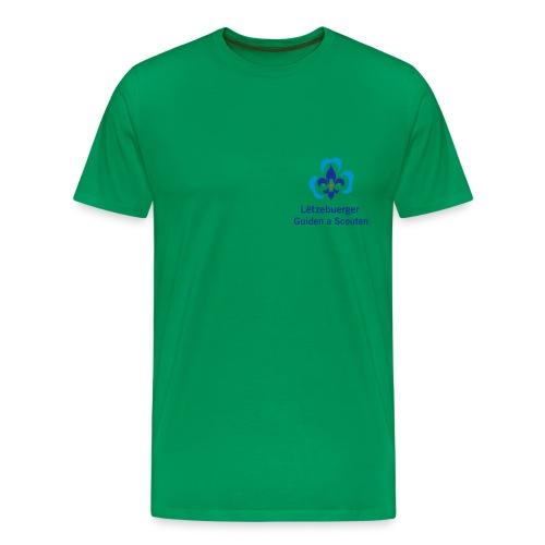 LGS offiziell - Männer Premium T-Shirt