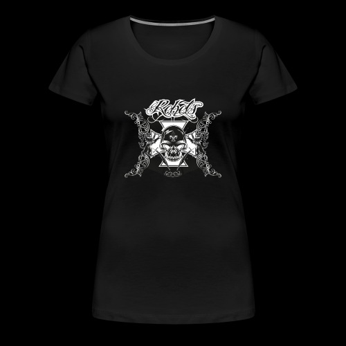 Rebels - Frauen Premium T-Shirt