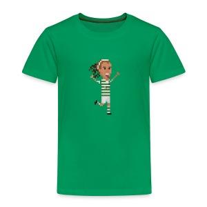 Kids T-Shirt - Dreadlocks celebration - Kids' Premium T-Shirt